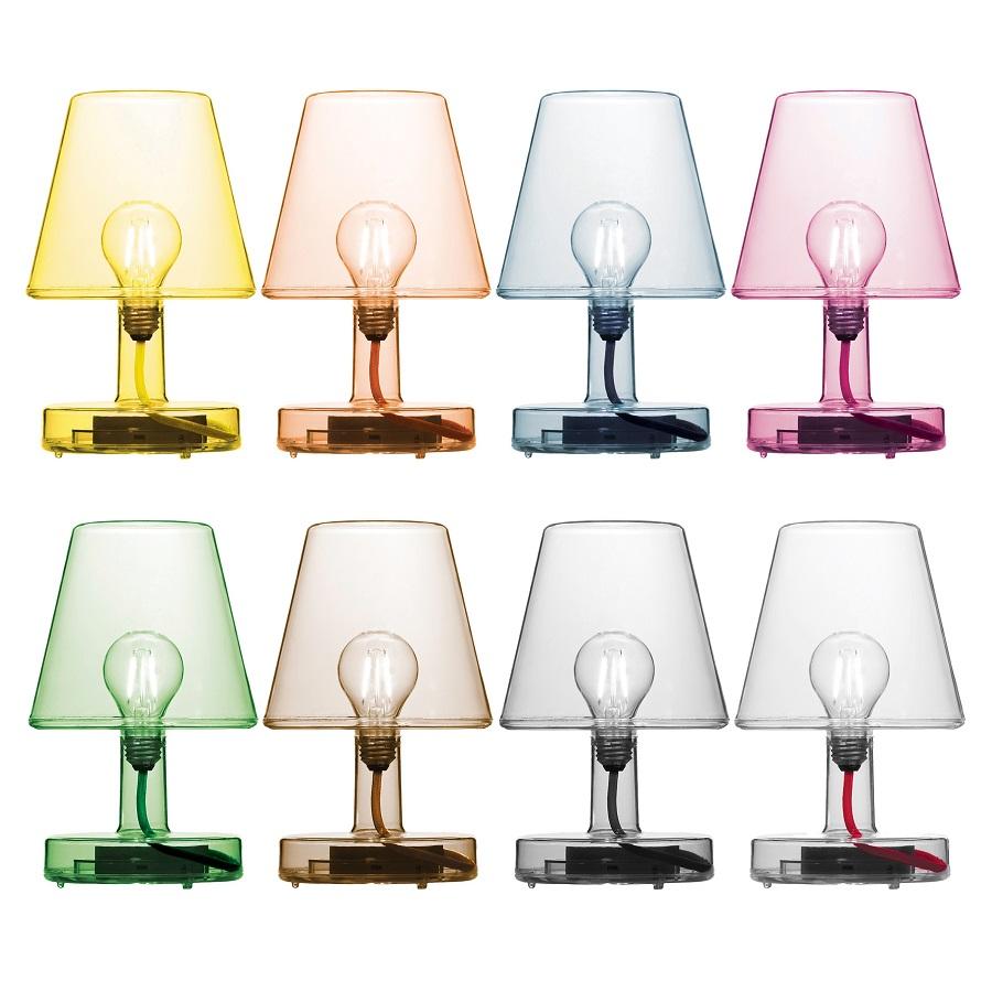 Fatboy Transloetje oplaadbaar LED-lampje in verschillende kleuren