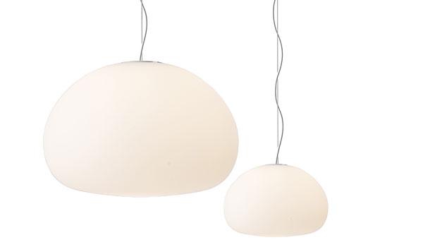 Muuto Fluid hanglamp in twee formaten
