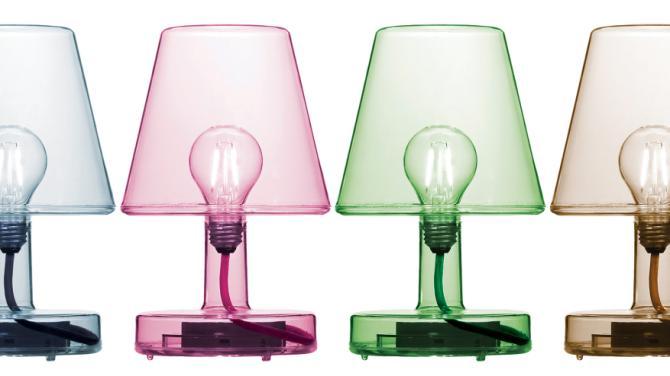 Fatboy Transloetje draadloos LED-lampje met 3 lichtstanden