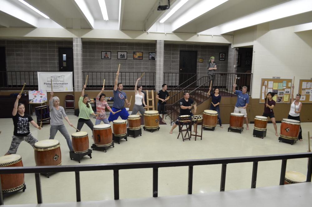 Workshops and Classes � Ho Etsu Taiko