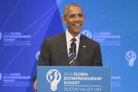 オバマ大統領の起業家達へのメッセージ(Image credit: L.A. Cicero)