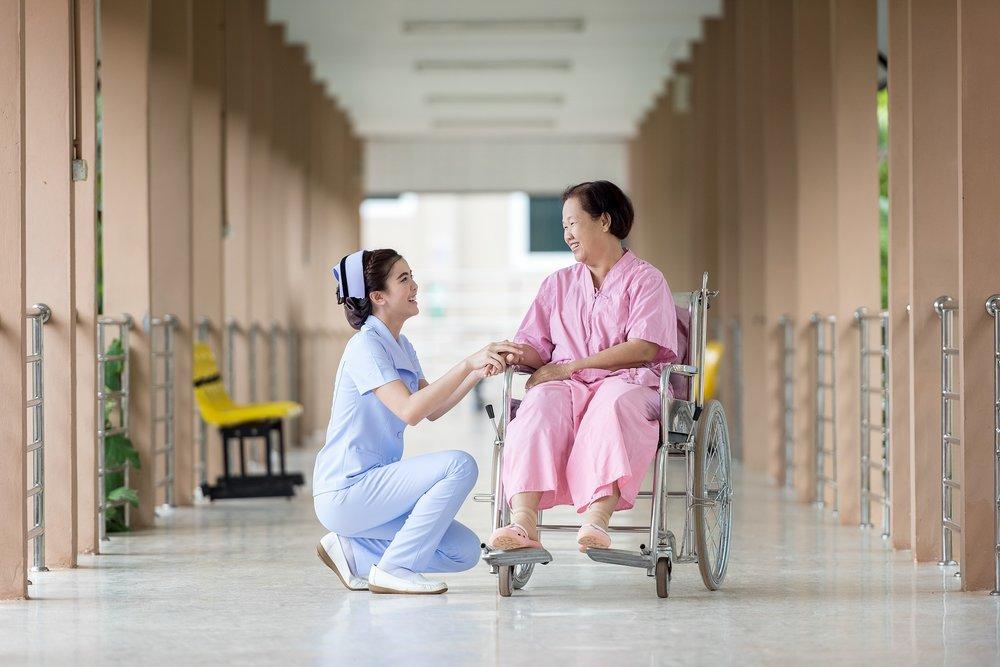 病院英会話