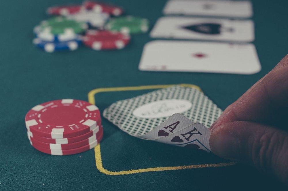 カジノ英語