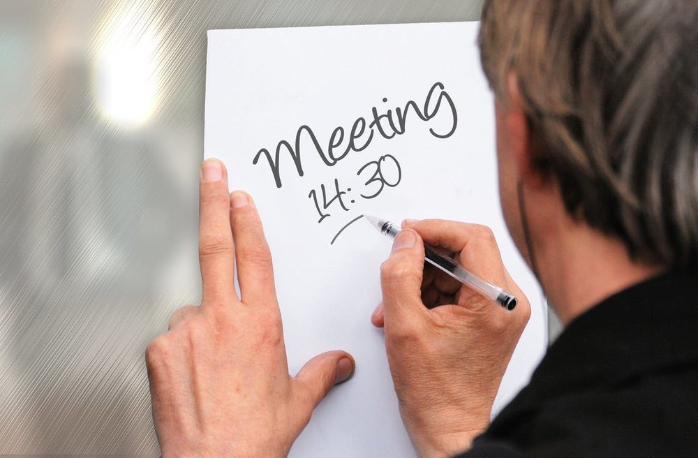 meeting-time