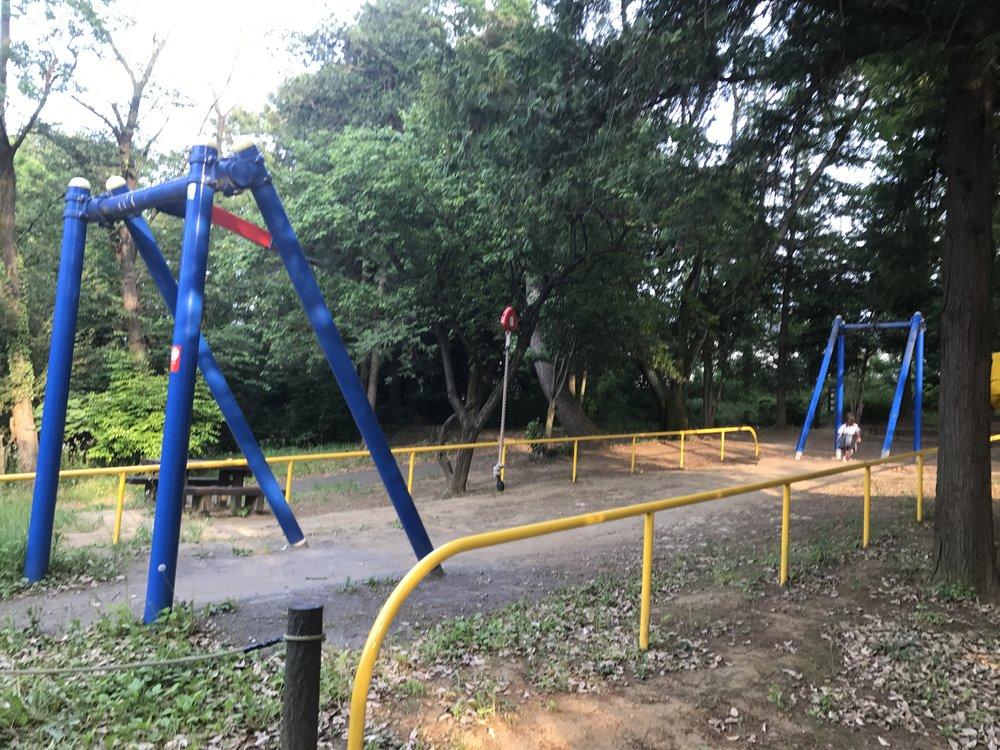 park-zipline