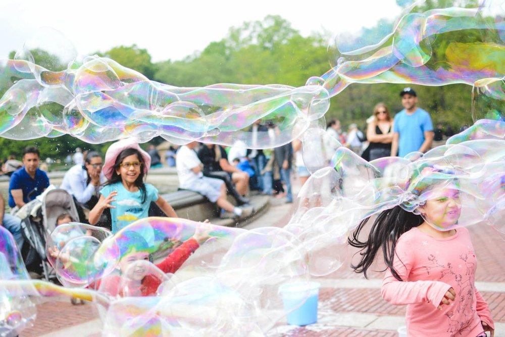 kidsplay-bubble