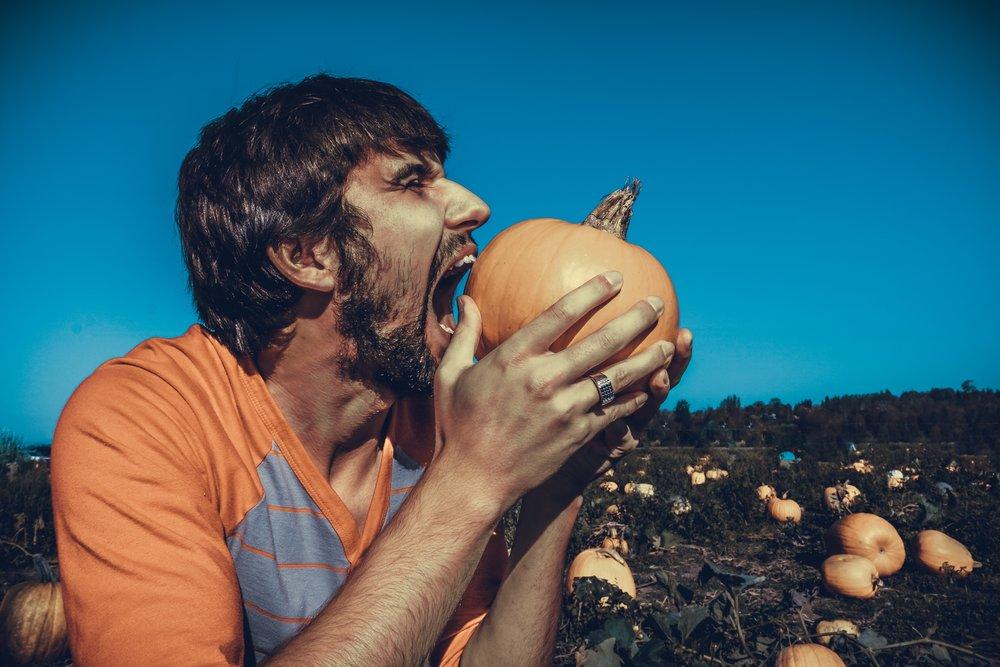 食欲の秋 英語