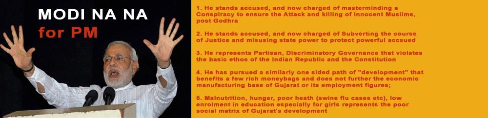 Some facts on Narendra Modi