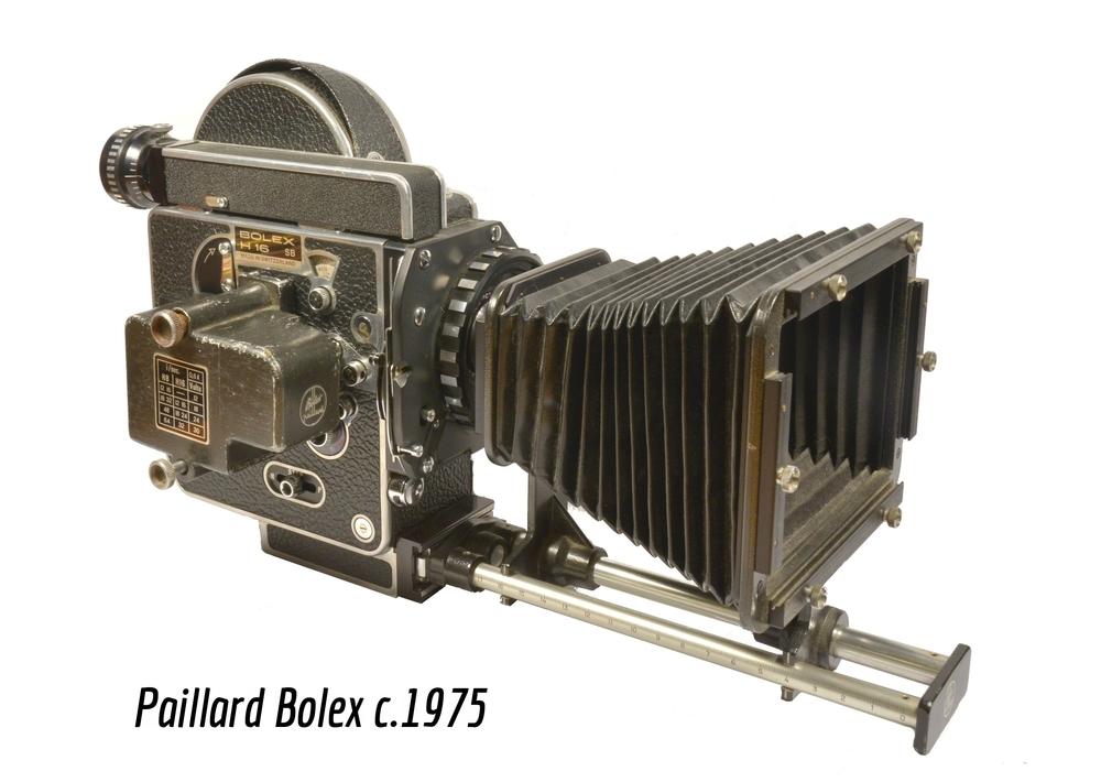 PAILLARD BOLEX H16 SB