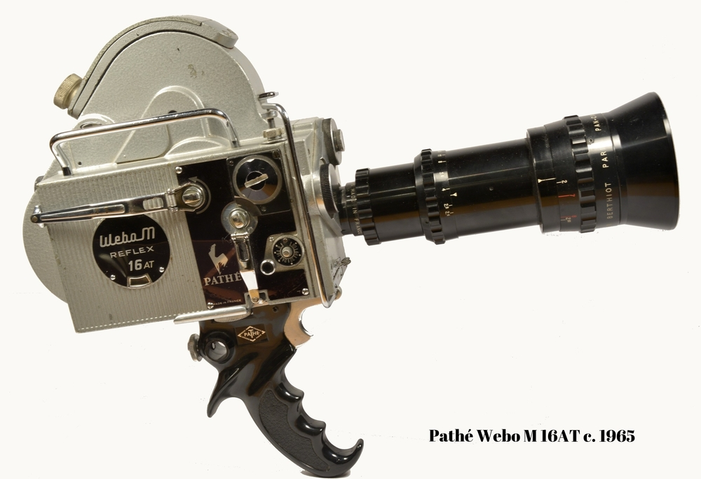 PATHE WEBO M 16 AT