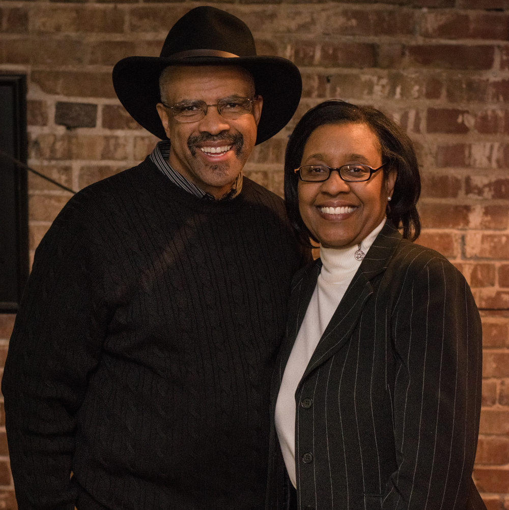 IRA AND FRANCINE BLACKMON
