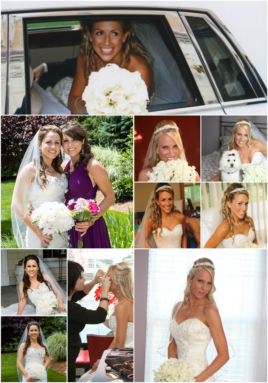 Brides Mirror Mirror Makeup Eyebrow Artistry Westwood Nj