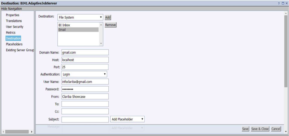 An Easy Solution For E Mail Delivery Using Sap Bi
