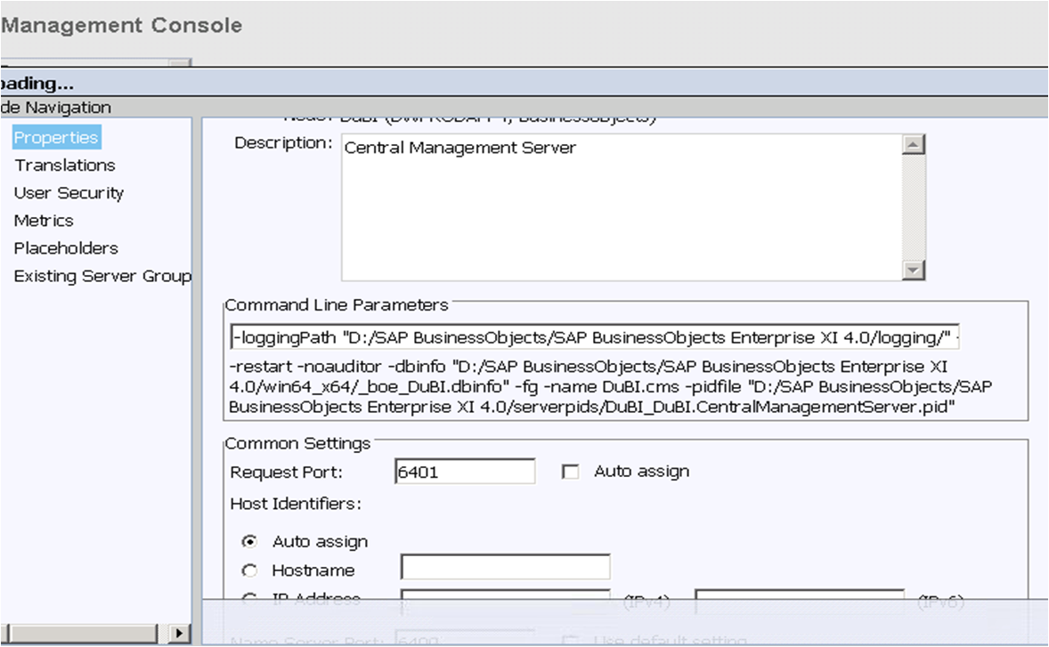 How to Install SAP BusinessObjects BI 4 0 Behind a Firewall