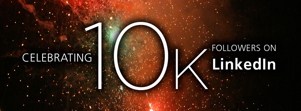 Clariba, SAP Gold partner in EMEA, celebrates achieving 10k followers on LinkedIn.