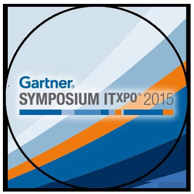 Gartner Symposium IT Expo 2015