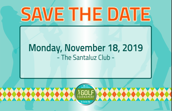 Golf Save the Date 2019