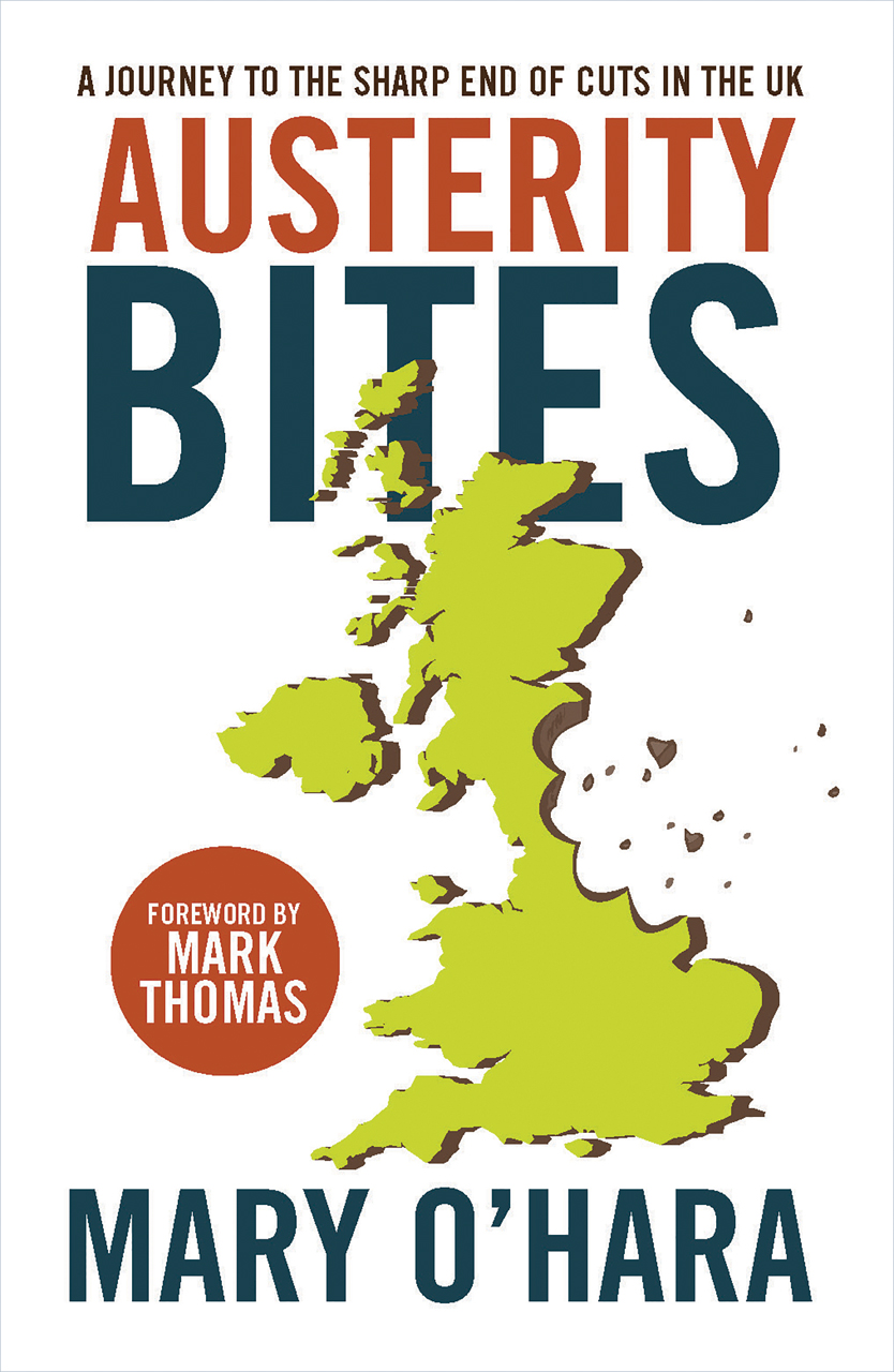 Austerity Bites - Available in paperback and digital formats