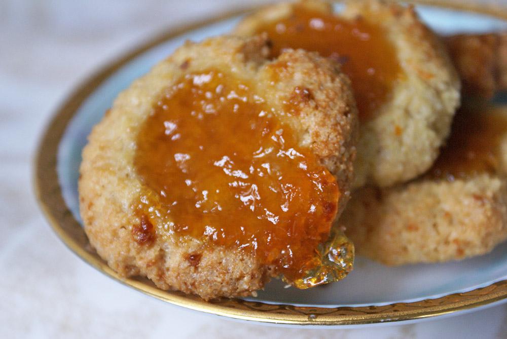 biscuits abricots sans lait
