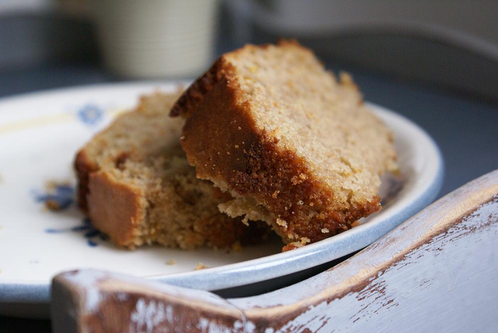 cake chataigne noisette orange sans gluten sans lait