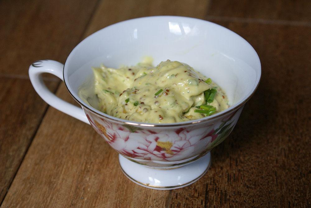 mayonnaise sans gluten
