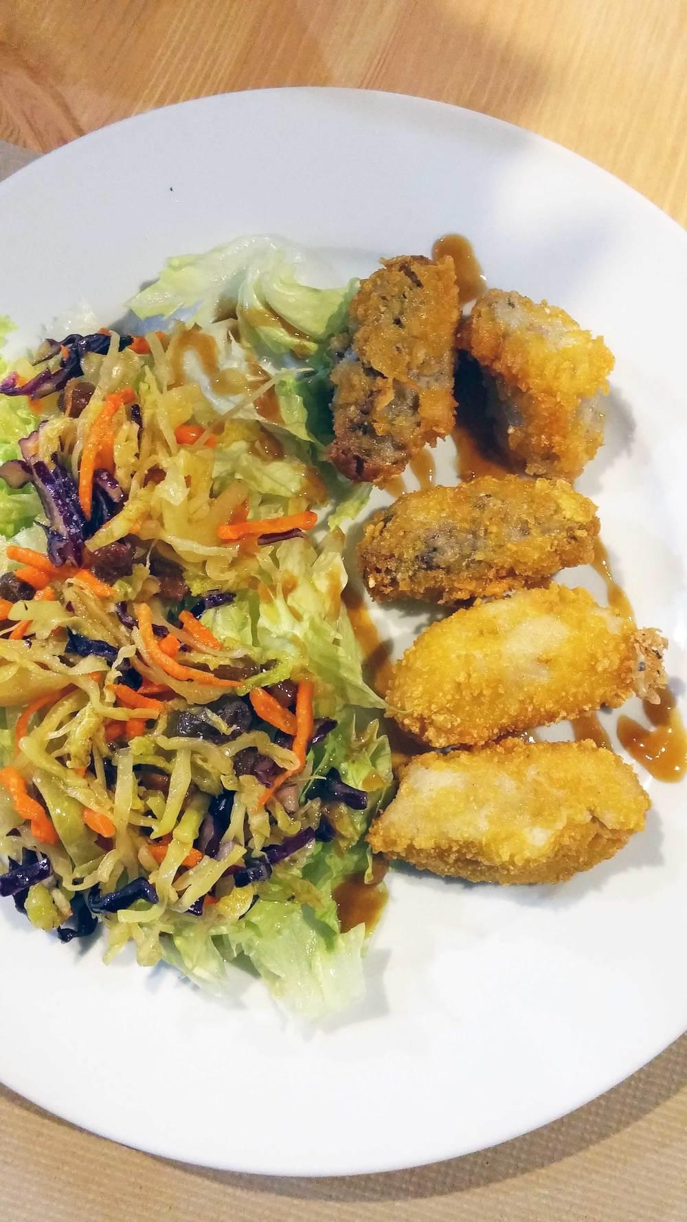 gaia vegan restaurant gluten free