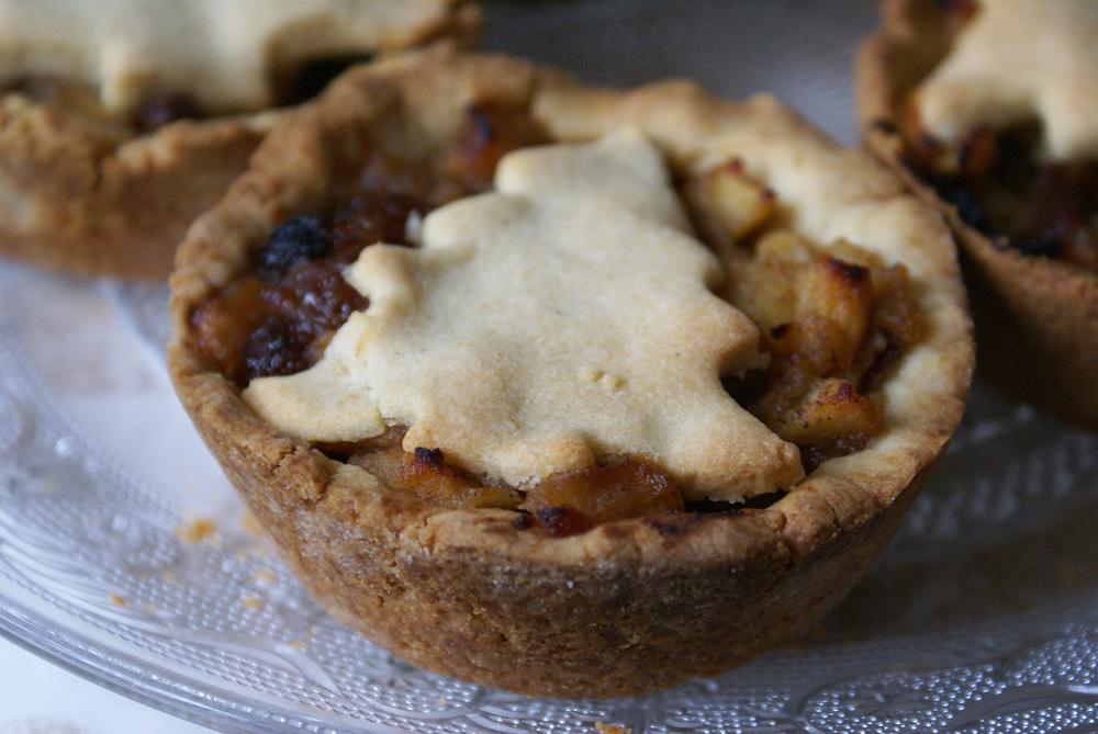 gluten free vegan mince pies