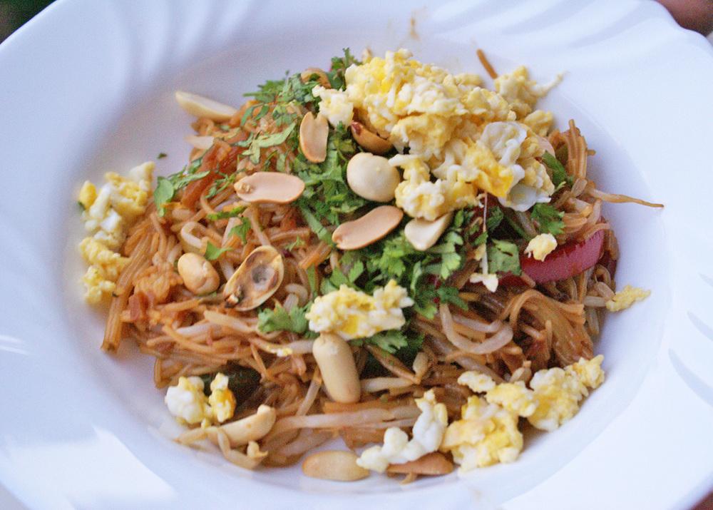 pad thai sans gluten