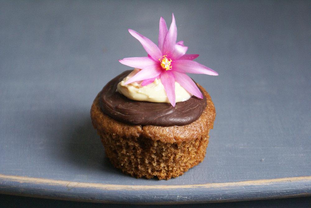 cupcake chocolat canelle sans gluten