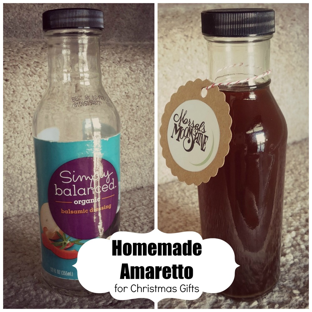 15 Minute Homemade Amaretto — Morsels & Moonshine