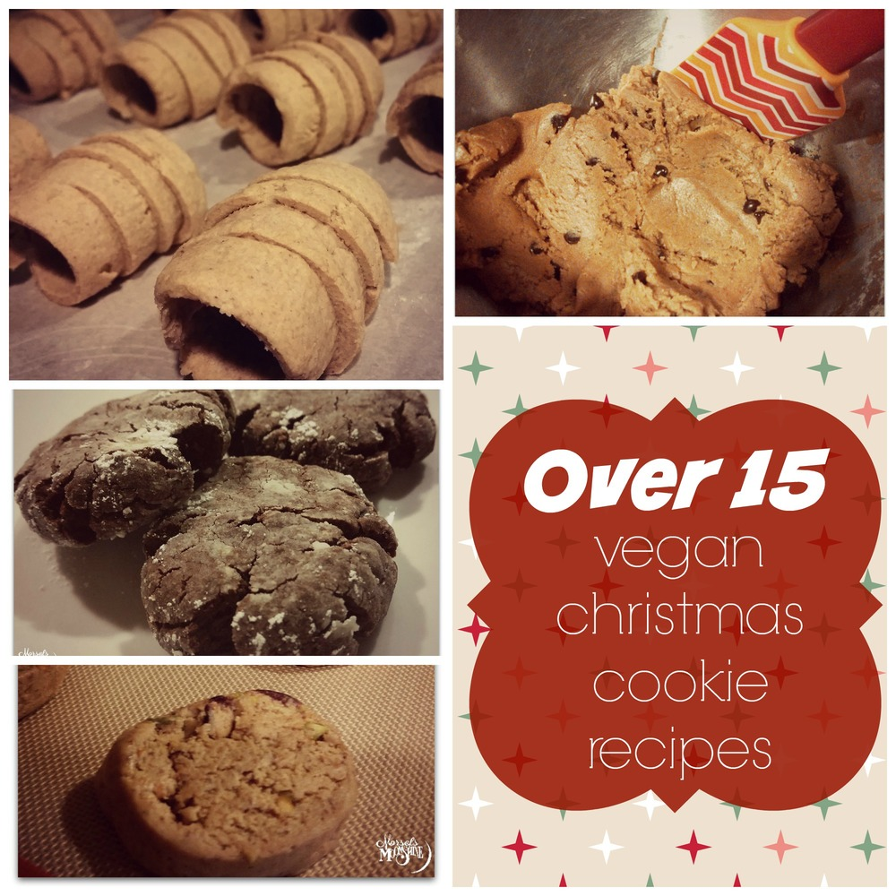 Over 15 Vegan Christmas Cookie Recipes Morsels Moonshine