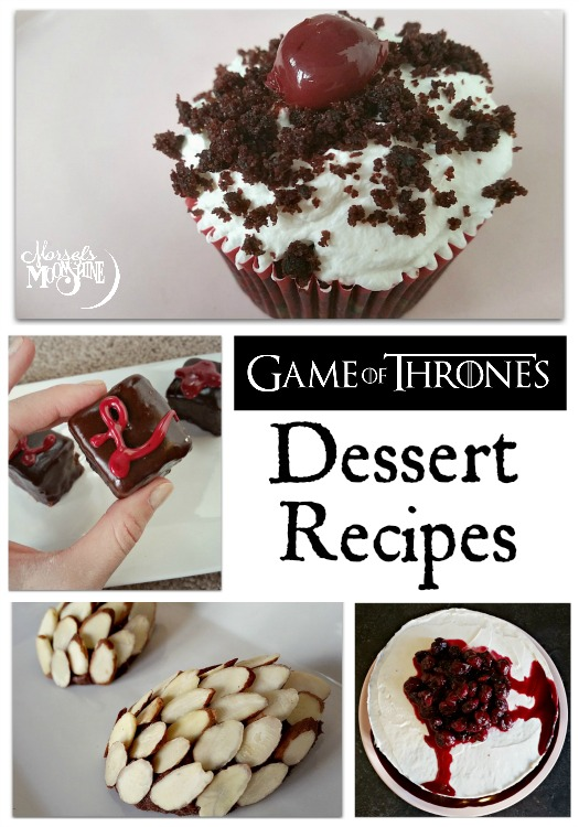4 Boozy Game Of Thrones Dessert Recipes Morsels Moonshine
