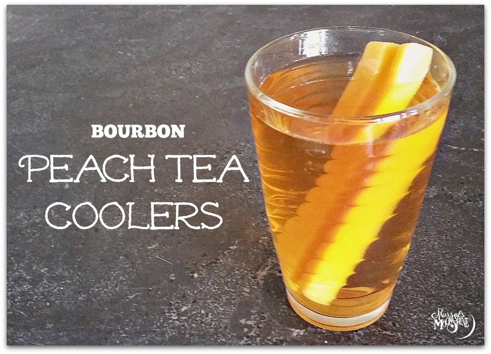 Smoky Iced Tea And Whiskey Cooler Recipe — Dishmaps