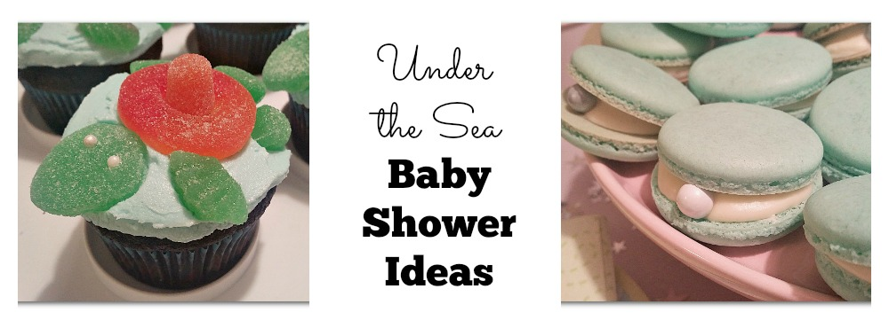 Under The Sea Themed Baby Shower Morsels Moonshine