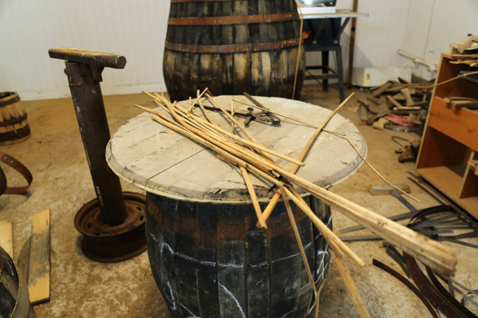 Nephin Cooperage Tools