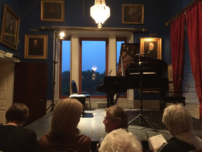 The Stage is set for Westport Festival of Chamber Music opening in Westport House