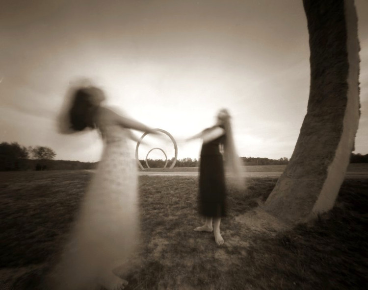 AT 15  , from the  Figurative  series; platinum/palladium, pinhole.  2/10 Limited Edition