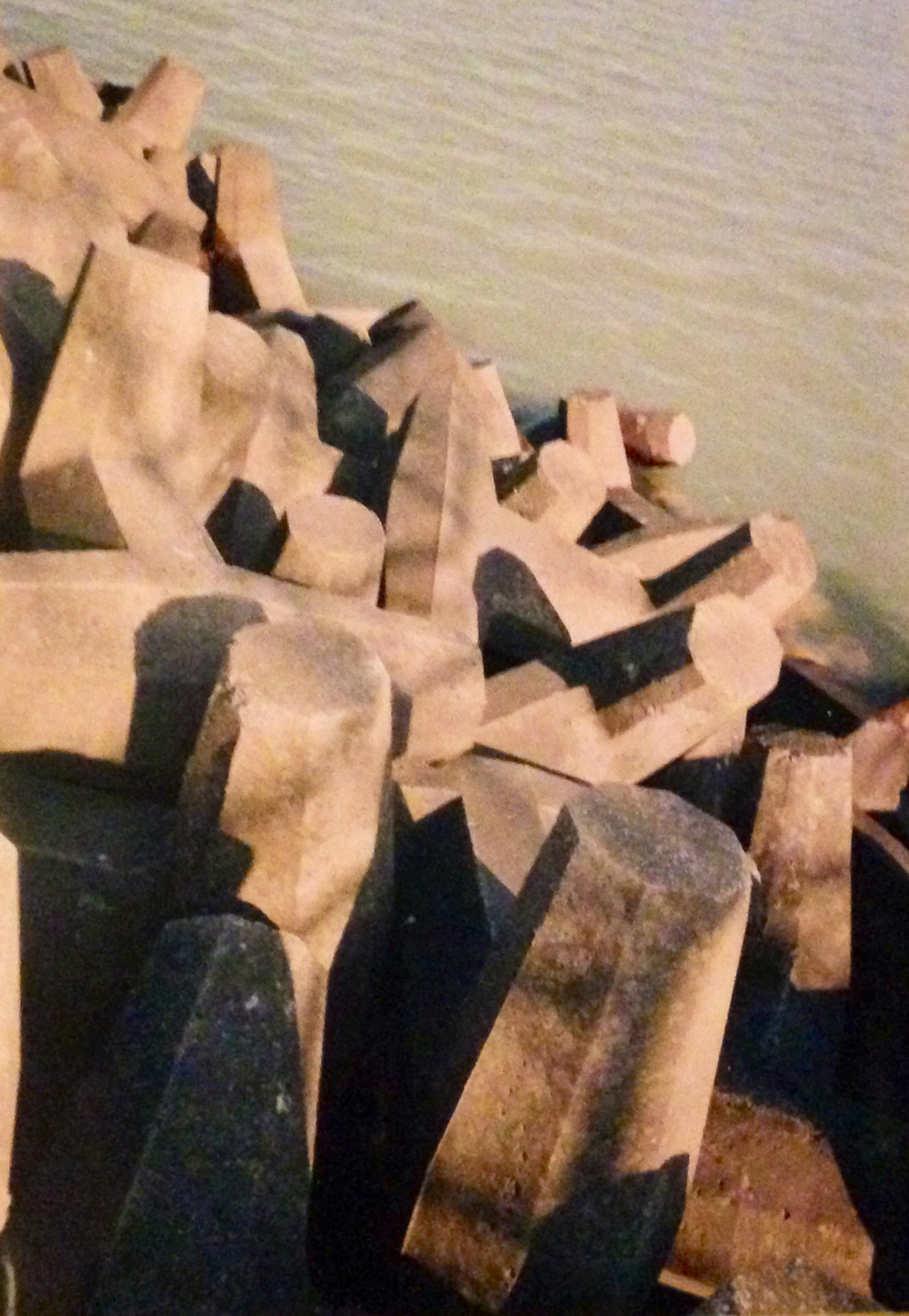 Sea Wall, Cleveland , USA, 2011
