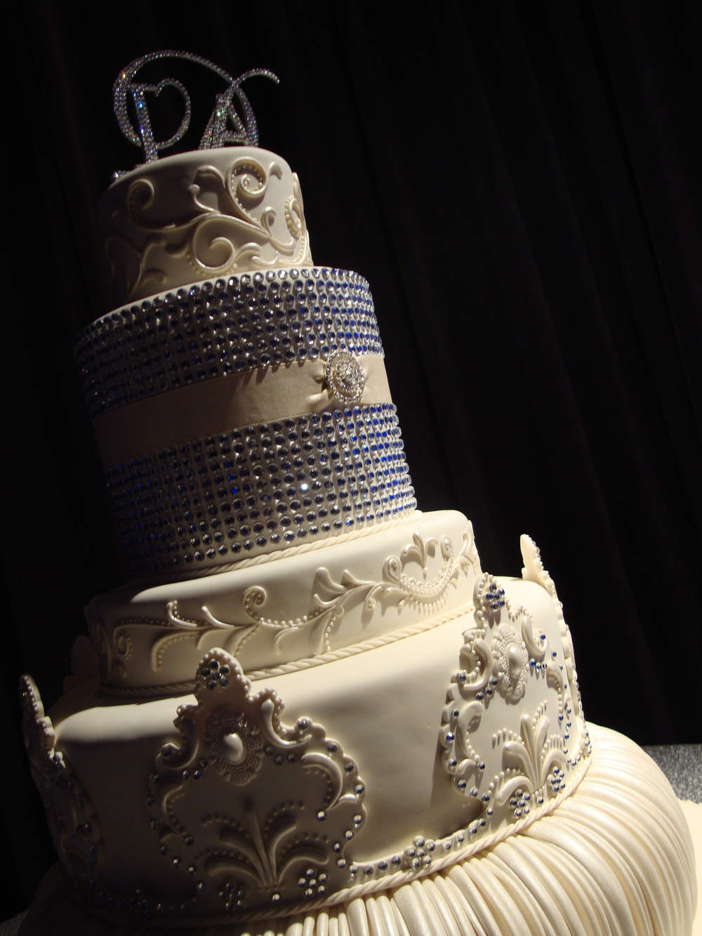 Walforf Wedding Cake