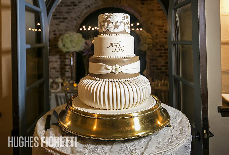 Casa Feliz Wedding Cake