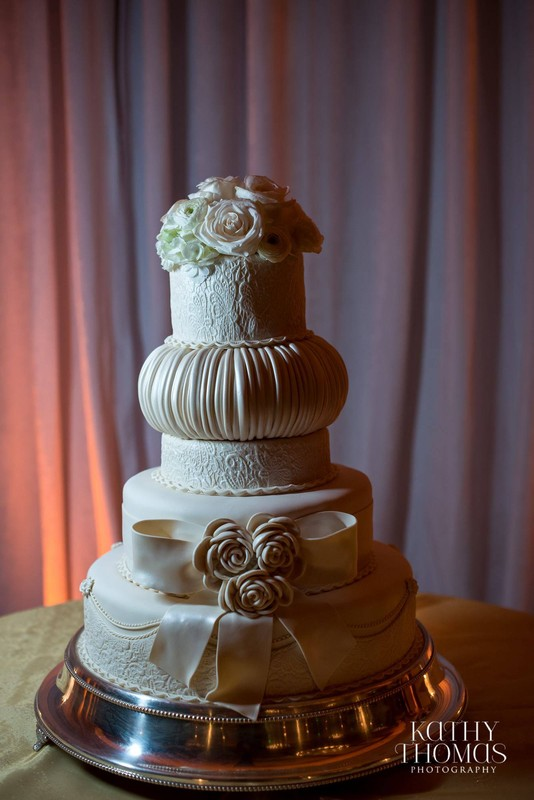 Fantasy Wedding Cake