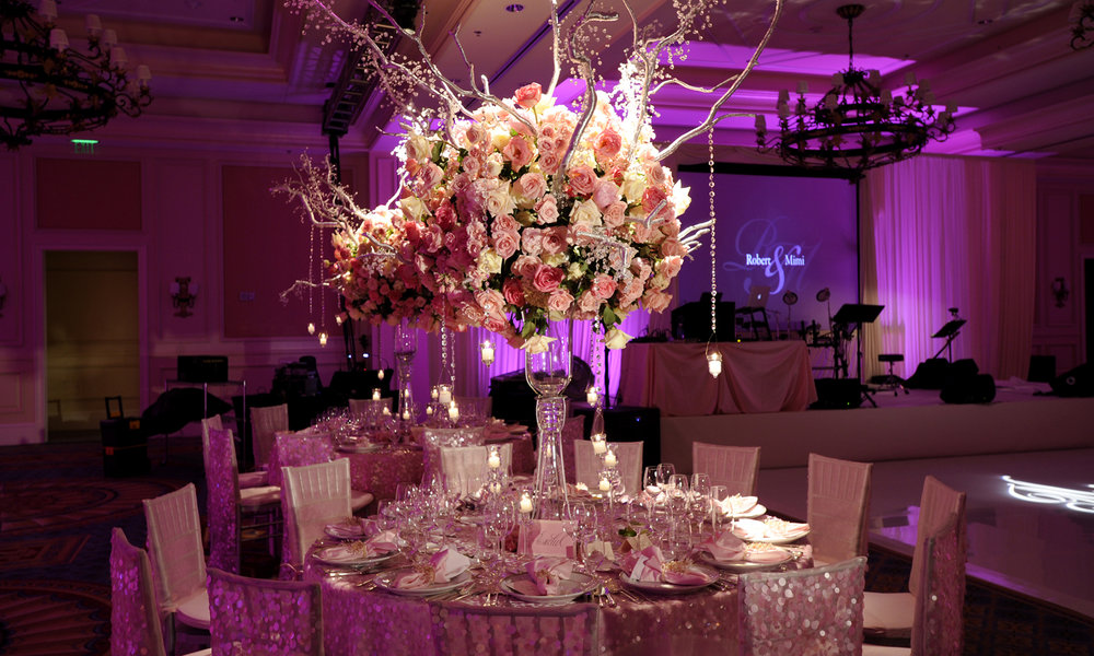 Floral Design by Raining Roses Productions