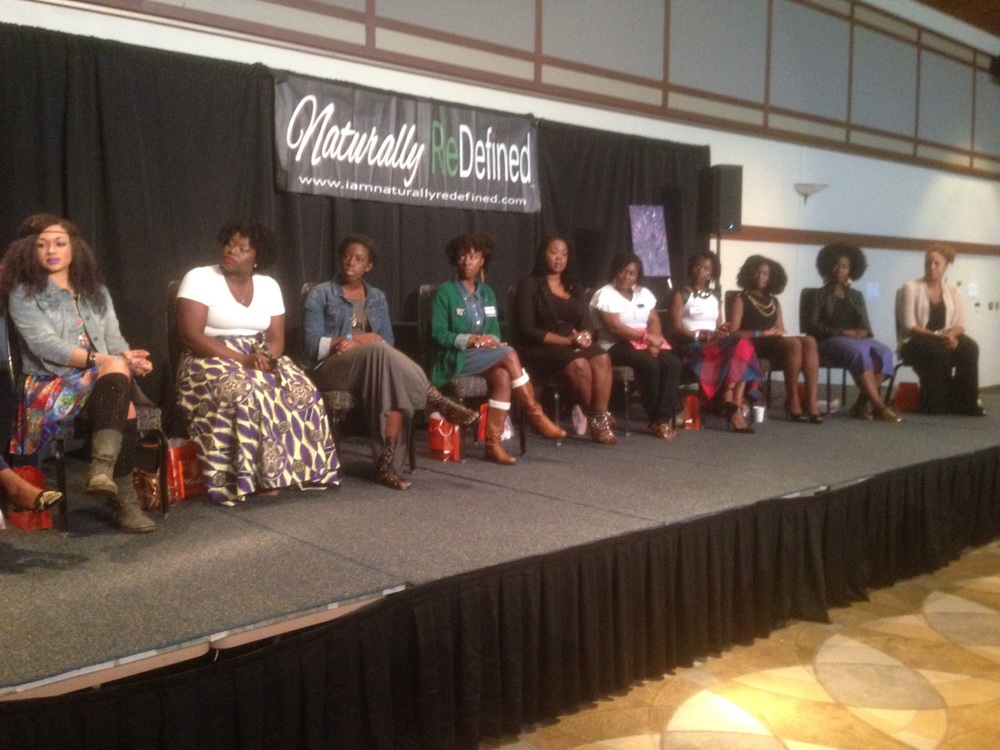 Naturally Redefined Bloggers Panel Hosted by Nichelle Polsten