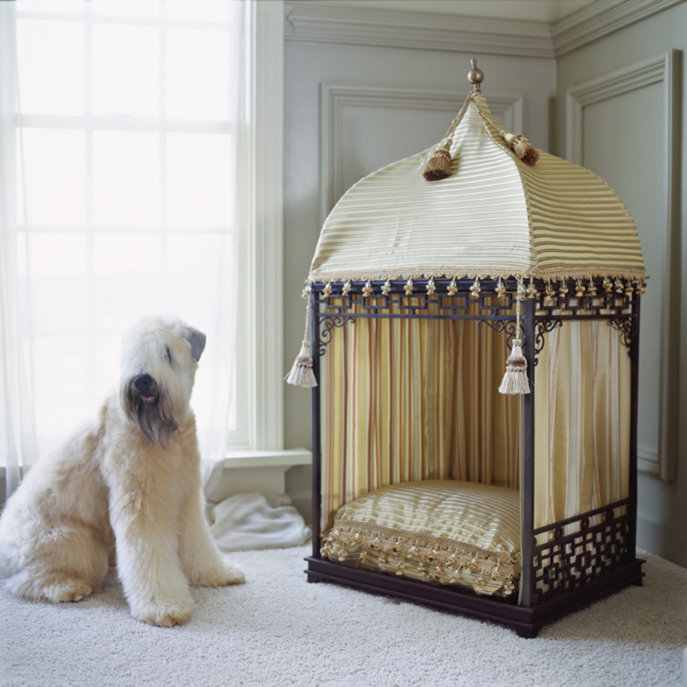 Custom Designed Dog Houses