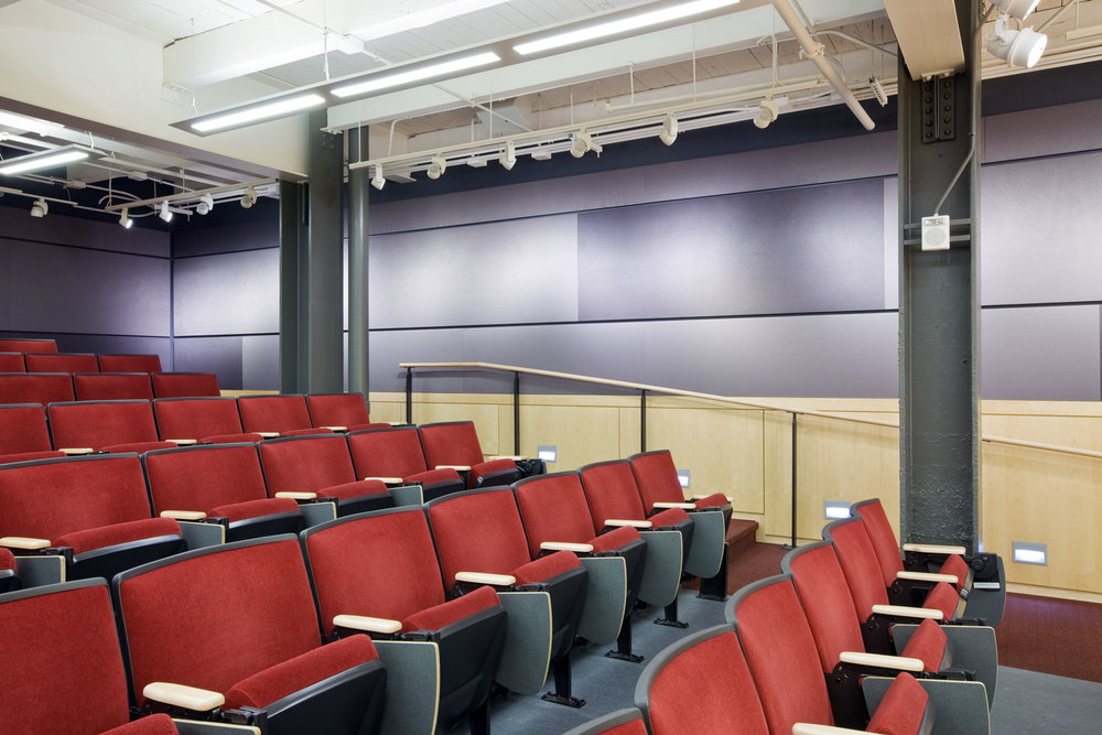MICA's Graduate Center Auditorium