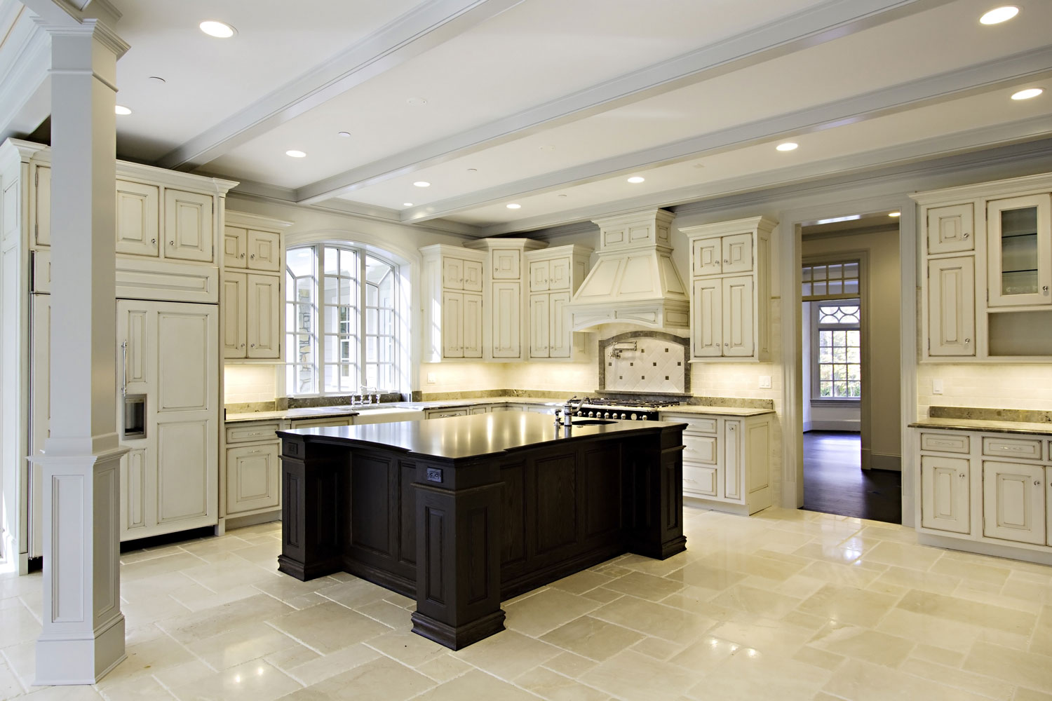 Custom Kitchen In Bethesda Maryland