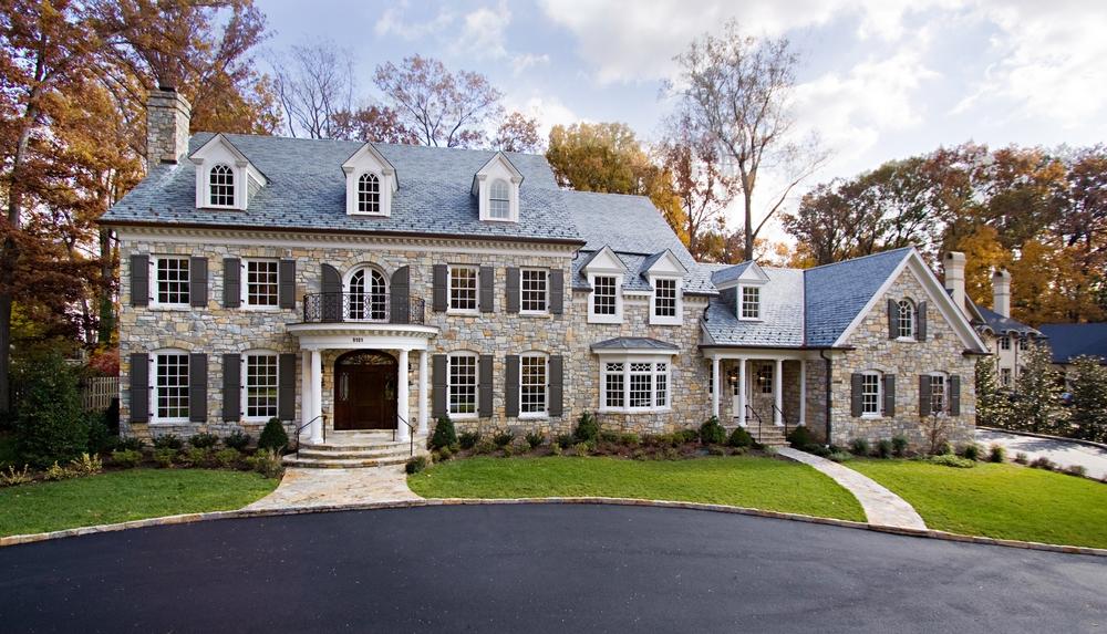 Bethesda Custom Home