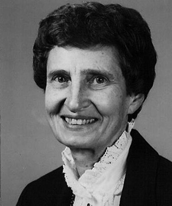 Ruth W. Swenson, 1989 - 1990