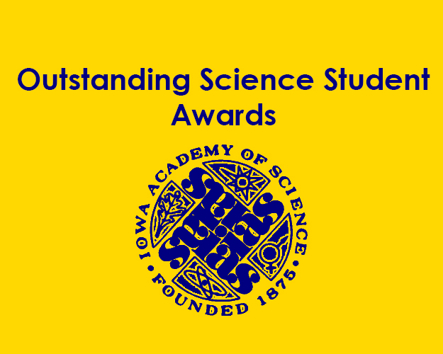 Outstanding Science Student Award