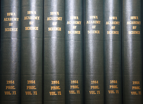 Hardbound IAS Journals  Printed in 1964
